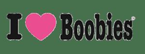 I Love Boobies Logo