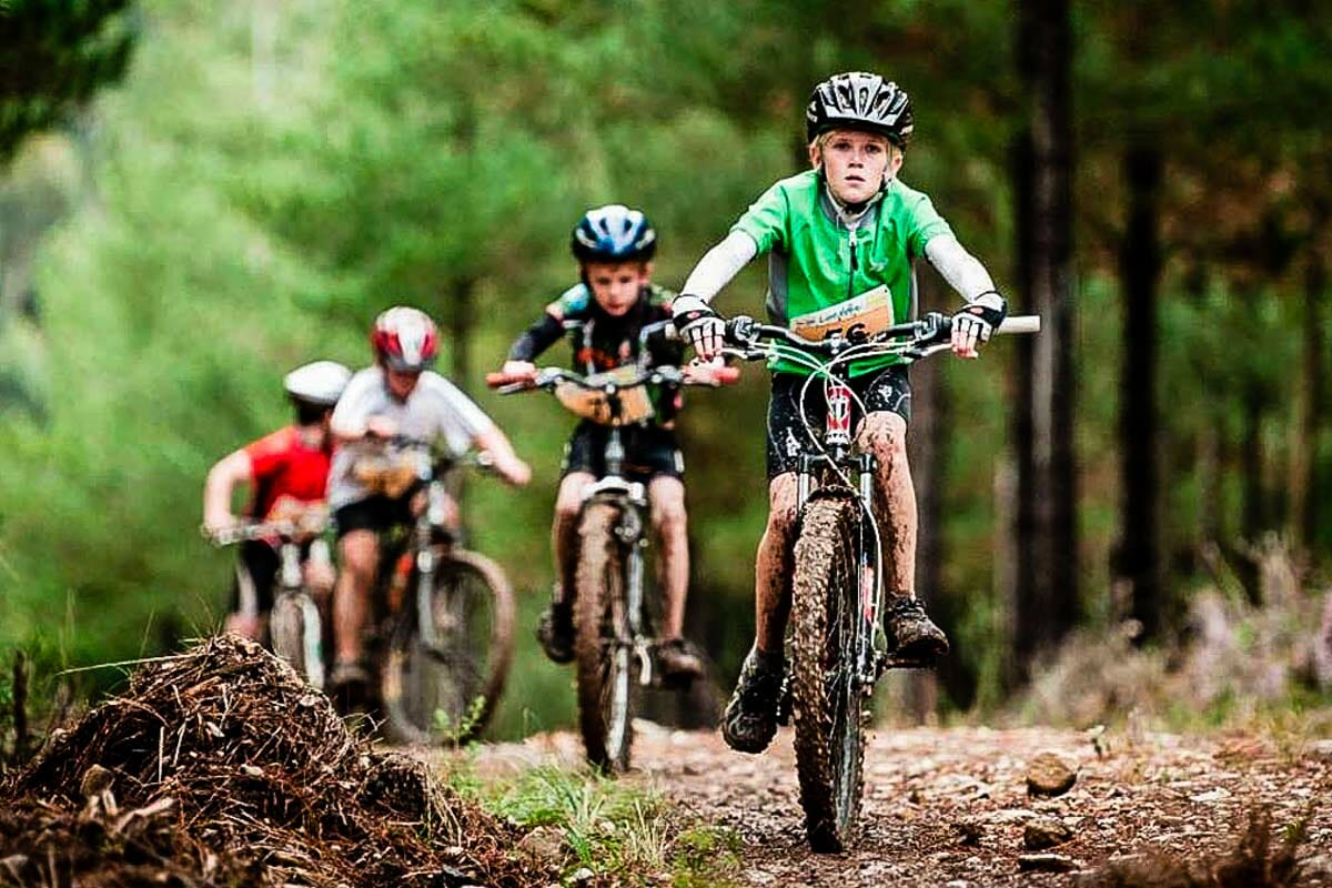 Kids MTB Skills Training
